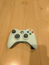 Microsoft Xbox 360 wireless controller with rechargeable battery