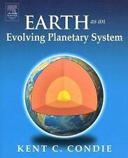 Earth as an Evolving Planetary System-ExLibrary