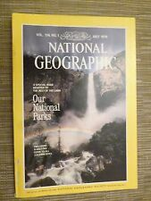 National Geographic- OUR NATIONAL PARKS - JULY 1979