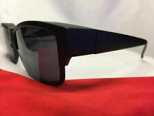 FIT OVER PRESCRIPTION GLASSES SUNGLASSES MEN/WOMENS COVER OVER UP SHIELD
