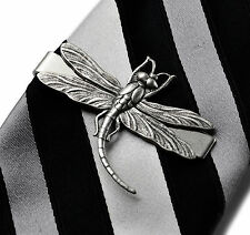 Dragonfly Tie Clip - Tie Bar - Tie Clasp - Business Gift - Handmade - Gift Box