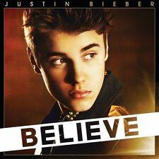 Justin Bieber - Believe: Deluxe Edition CD/DVD (album nuovo/disco sigillato)