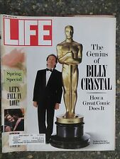 Life Magazine   April 1990   Billy Crystal   GREAT ADS