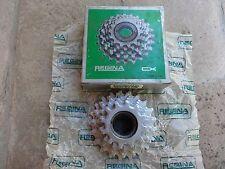 Regina CX freewheels,cassettes 6 speed NIB/NEWS 12/13/15/17/19/21