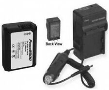 Battery +Charger for Sony NEX5K/R DSLR-SLT-A33 SLT-A33 SLT-A33L SLT-A35 SLT-A35L