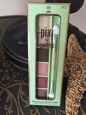 PIXI BY PETRA Mesmerizing Mineral Palette Eye Shadows Copper Peach New