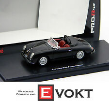 Schuco Porsche 356 A Speedster Cabriolet Model Car 1:43 Genuine New Best Gift