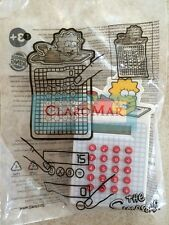 ☀️ NEW The Simpsons Lisa CALCULATOR Burger King Back To School Toy Cake Topper