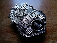 Harley Davidson Motorcycle Police Jacket Badge Factory HD Dealership Pin