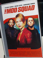 Cinema Poster: MOD SQUAD, THE 1999 (One Sheet) Claire Danes Giovanni Ribisi