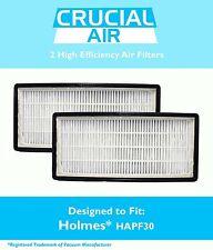 2 Holmes HEPA Air Purifier Filter Part # 16216, HRC1, HAPF30, HAPF30D & HAPF300D