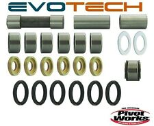 KIT REVISIONE LEVERISMI - LEVERAGGI SUZUKI RM 125 1998 - 1999 PIVOT WORKS
