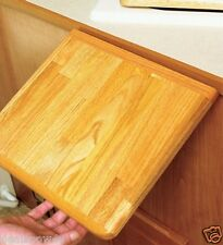 RV Fold Counter Top Extension Cutting Board Camper Travel Trailer Extend Wall