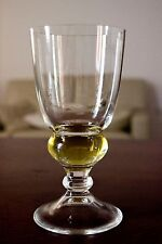 HANDCRAFTED ABSINTHE GLASS 1907 | Genuine Bohemian crystal - limited edition