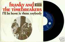 FRANKY & the TIMEBREAKERS - I'll be Home / Is there Anybody (1968) DUTCH POP 7""