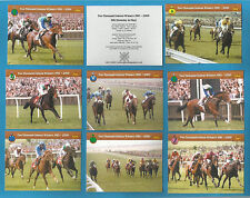 Cigarette/Trade Cards - HORSE RACING - TWO THOUSAND GUINEAS WINNERS 1981-2000