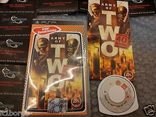 ARMY of TWo 40 giorno   psp ita