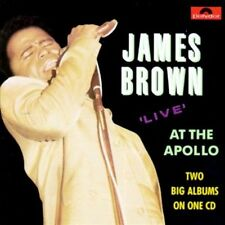 Brown, James: Live at the Apollo 1967  Audio Cassette