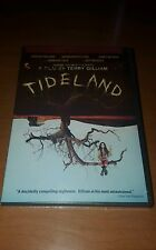 NEW Tideland dvd 2 DISC SET Collector's Edition RARE HORROR creepy Cult classic