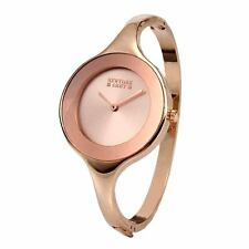 Newyork Army Polished Bangle Watch NYA158 - Rosegold