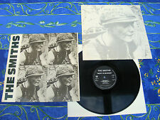 THE SMITHS ♫ MEAT IS MURDER ♫ RARE NM VINYL RECORDS#4