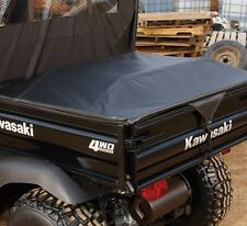 2005-2015 KAWASAKI MULE 610 600 BLACK BED TONNEAU COVER KAF600-034B