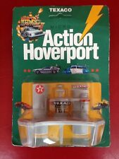 BACK TO THE FUTURE Micro Machines ACTION HOVERPORT PLAYSET Texaco VTG 1989 MOC