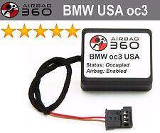 BMW USA  5 Series Passenger Airbag Seat Mat Occupancy  Sensor Emulator - bypass