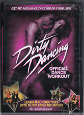 DIRTY DANCING OFFICIAL DANCE WORKOUT~2007 VG/C FULL SCREEN DVD~NO PARTNER NEEDED