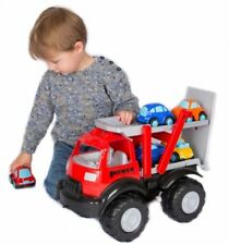 Childrens Kids Transport Truck With 4 Cars Toy IDEAL GIFTS FOR XMAS & BIRTHDAYS