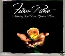 (E808) Felton Pilate, Nothing But Love Spoken HereDJ CD