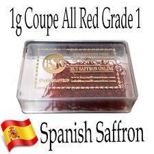 1G spagnolo ZAFFERANO Coupe (TUTTO ROSSO) Grado 1 thread-acquista online ZAFFERANO