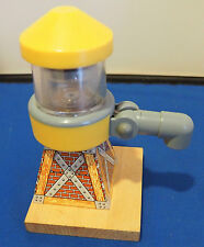 Thomas The Train Wooden Yellow Water Tower Accessory Works Gullane 2003 Retired