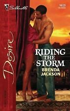 Riding the Storm 1625 by Brenda Jackson (2004, Paperback)