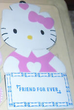 1 GADGET APPENDINO SACCA TASCA/HOOK POCKET BAG SANRIO-HELLO KITTY FRIEND FOREVER