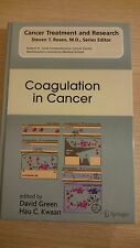 Coagulation in Cancer (Steven T. Rosen) - EX LIBRARY (withdrawn), good condition