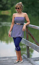 Leggings Cropped 3/4 Length Cotton Lycra All Sizes All Colour Trousers