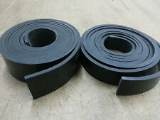 "NEOPRENE RUBBER ROLL 1/4 THK X 2"" WIDE x10 ft LONG  60 DURO +/-5 FREE SHIPPING"