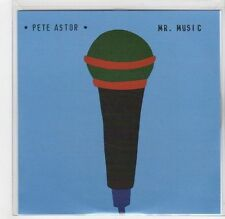 (GF436) Pete Astor, Mr Music - DJ CD