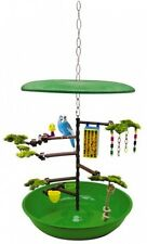 Home Super Pet Bird Activity Center Playground for Parakeets Cockatiels Exercise