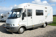 2004 Hymer B544 A Class - Fiat Ducato 2.8 JTD - SOLD - LOOKING FOR SIMILAR STOCK