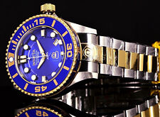 Invicta Men's 47mm Grand Diver Gen II Automatic Blue Dial Two Tone S.Steel 19804
