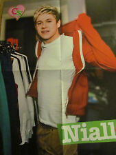 Niall Horan, One Direction, Liam Payne, Double Four Page Foldout Poster