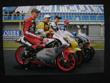 Photo Presentation Dutch Wild Card Riders 125cc Dutch TT Assen 2002 #3