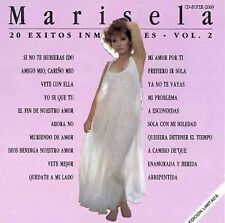 NEW - 20 Exitos Inmortales 2 by Marisela