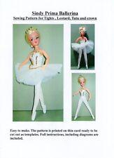 Sindy patrón de costura, Prima Ballerina