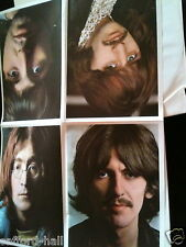 #Beatles White Album 2 Mint Posters Capitol Records SWBO 101 Recorded UK @stjude