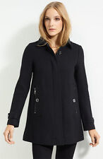 NWT BURBERRY BRIT $995 WOMENS WOOL CASHMERE COAT JACKET SZ US 2 EU 36