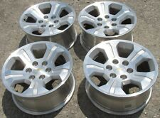 "18"" CHEVY TRUCK  ALLOY WHEELS 6 ON 5.5,  8.5 WIDE (OEM)"