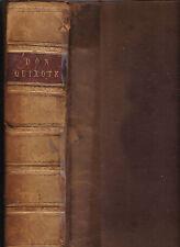 History of Don Quixote, Cervantes, ill. Gustave Dore, ca 1870, 3/4 leather HC